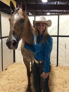 skylar and horsey